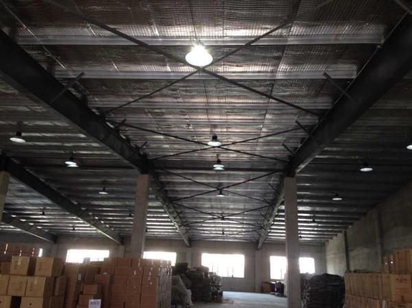 LED工矿灯用于黑龙江某集团节能改造工程